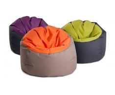 Puf bicolor Jumbo Bag Bowly