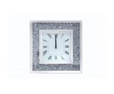 Manihi - Reloj espejo y oropel