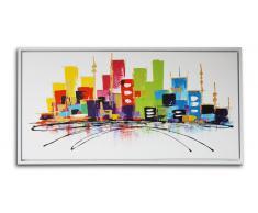 Cuadro moderno pintura al óleo 120x60cm - Alpena