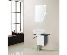 Mueble de baño modelo MANRESA, blanco