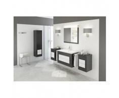 Mueble de baño modelo NEX, 80 cm
