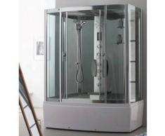 Combinación bañera y ducha de hidromasaje KAPOHO