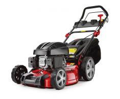 GREENCUT Cortacesped autopropulsado 46cm motor 165cc 6cv recogida 4-en-1 -Greencut