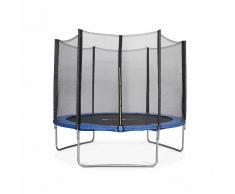 ALICE'S GARDEN Camas elasticas, trampolin para niños de 305cm, hasta 150kg, Azul, Mars