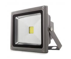 GREENICE Foco Proyector de LEDs para Exterior Dimable BRICO 50W 3188lm 30.000H Blanco