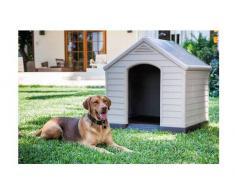 KETER Caseta de perro grande Keter Resina para exterior