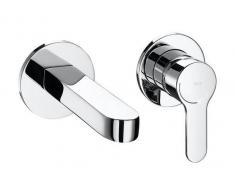 ROCA Grifo de lavabo L20 empotrable - ROCA
