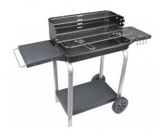 HABITEX Barbacoa Carbón Supergrill 60