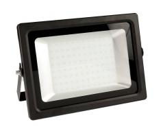 JANDEI Proyector led slim 85W exterior IP65 SMD3030 6000K negro