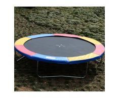 HOMCOM Cubierta de proteccion borde cama elastica y trampolines diametro ø 366