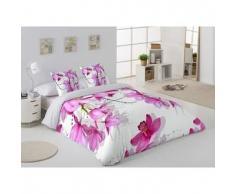 Juego de Funda Nórdica Orquídea cama de 80 (150x220)