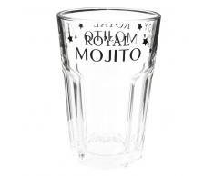 Vaso de mojito de cristal ROYAL