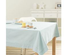 Mantel de algodón azul 150 x 250 cm
