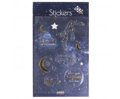 Pegatinas de constelaciones