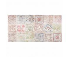 Tela con motivos de azulejos de cemento 60x120 cm VIE DE BOHEME