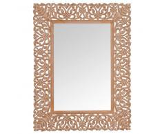 Espejo con relieve decorativo 65x85