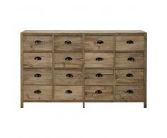 Mueble cajonera de madera An. 150 cm Woodpecker
