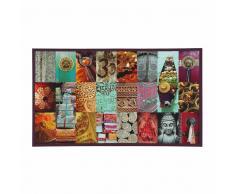 Lienzo de maderas de colores 120 x 70 cm NOÏDA
