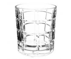 Vaso de cristal TIMES SQUARE