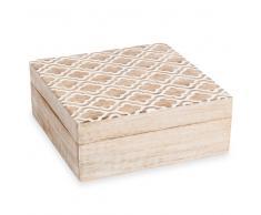 Caja de madera CARVING ARABESQUE