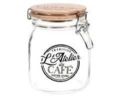 Tarro de cristal para café Alt. 15 cm FAUBOURG