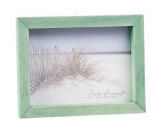 Marco para fotos de 8x10 de pino verde