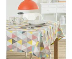 Mantel de algodón multicolor 150 × 250 cm LUCIA
