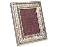 Marco de fotos de metal calado 6,4x8,4 cm KAMALA
