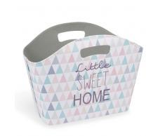 Revistero multicolor LITTLE SWEET HOME