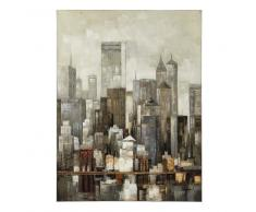 Lienzo 90 × 120 cm LOWER MANHATTAN
