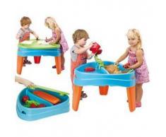 Feber Mesa de juego para niños con arena y agua, marca