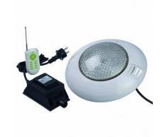 Ubbink Kit foco LED para piscina con mando a distancia 406 7504613