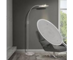 VidaXL lámpara de pie regulable con LED 18 W