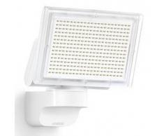 Steinel Foco con Sensor para el exterior, XLED, blanco