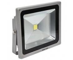 YATO Foco LED COB 50 W plateado YT-81806