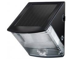 Brennenstuhl Lámpara solar de seguridad Negro