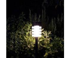 Luxform Estaca solar para jardín, Dijon, 12 unidades