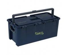 Raaco Caja de herramientas 50 compartimentos Compact 136617
