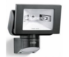 Steinel Foco con Sensor para el exterior, H 150 LED, negro