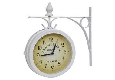 VidaXL Reloj De Pared Dos Caras Del Diseño Clásico