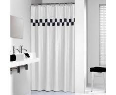 Sealskin cortina de ducha 180 cm modelo Bloki 233051310 (Blanca)