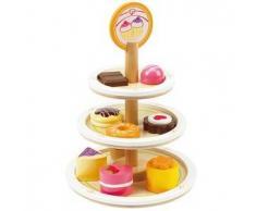Hape Torre de pasteles juguete E3135