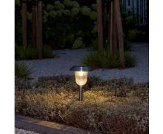 Luxbright Estaca solar para jardín, Grenoble