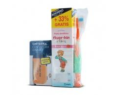 KIN FLUOR KIN INFANTIL PASTA 100ml + CEPILLO + LINTERNA