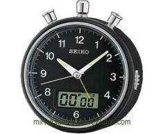 Seiko Despertador Sobremesa con Cronómetro