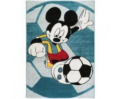 Disney Alfombra niños Mickey Mouse Azul 160x230 cm