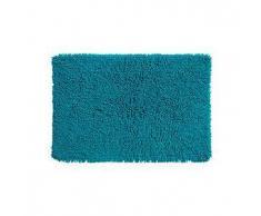 Grund Alfombrilla de baño Corall Organic Cotton Turquesa 60x90 cm