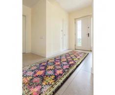 Benuta Alfombra de pasillo Casa Multicolor 70x240 cm