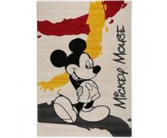 Disney Alfombra niños Mickey Mouse Beige 200x290 cm