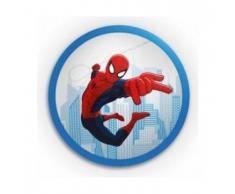 Philips Plafón/Aplique Infantil Led Spiderman Ref.71760/40/16 de Philips.